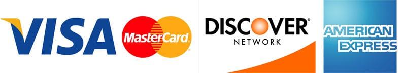 visa mastercard discover credit card logos 761252 - PAYMENT & FINANCING